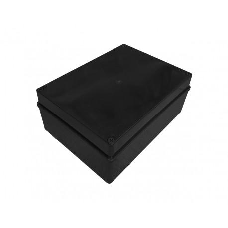 Puszka hermetyczna IP55 302/222/130mm czarna
