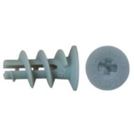 Kołki rozporowe do styropianu DRIVA-23 wkr. 3,5x30mm 100sztuk
