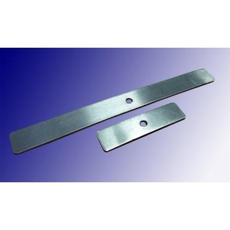Uchwyt aluminiowy cięty blaszka 1kg