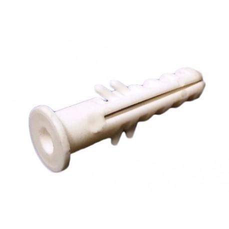 Kołek rozporowy 6x30mm bez wkręta 100 sztuk