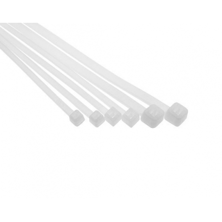 Opaski zaciskowe 140x2,5mm 100 sztuk